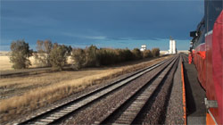 southern pacific 4449 cab ride video